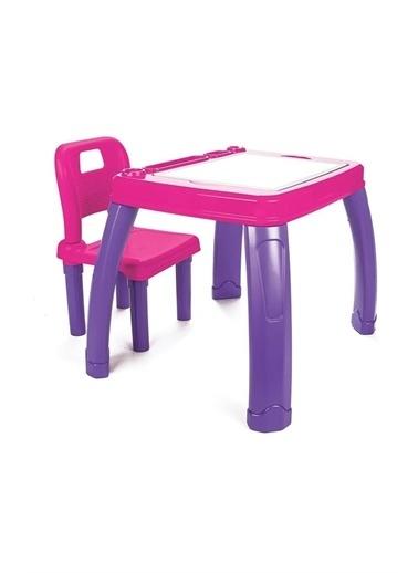 Pilsan Pilsan Sandalyeli Çalışma Masası Yeşil